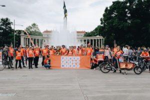 Aktivistinnen Platz für Wien