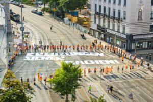 Aktion sichere Kreuzungen