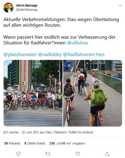 Ulrich Kiermayr auf Twitter